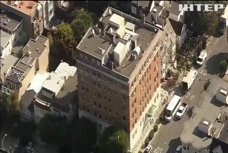У Сан-Франциско можуть оштрафувати посольство Росії за спалення сміття