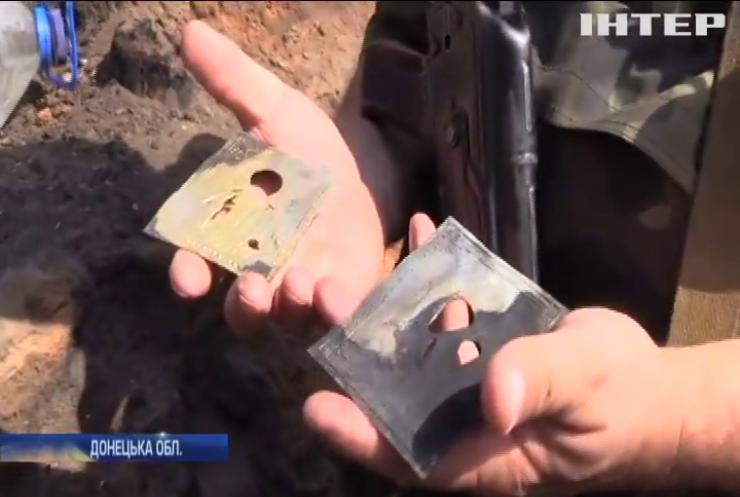 На Донбасі українські бійці регулярно фіксують провокації бойовиків