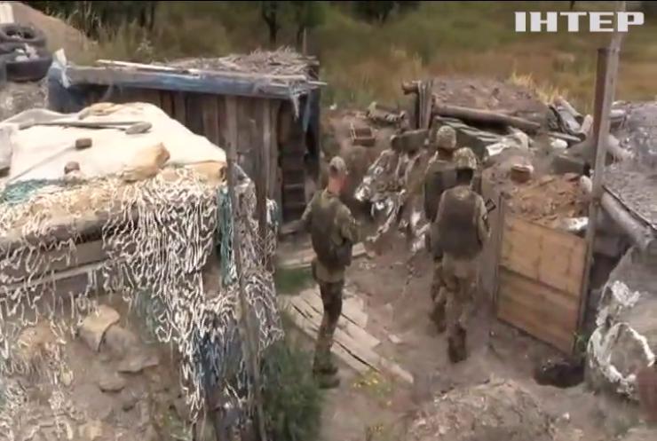 На Донбасі по Широкиному бойовики били з гранатометів