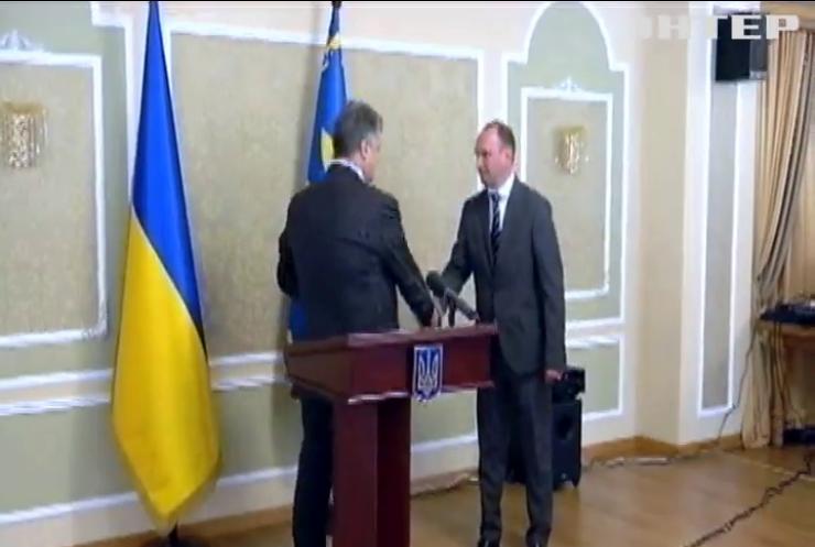 Президент Украины утвердил главой Службы внешней разведки Егора Божко