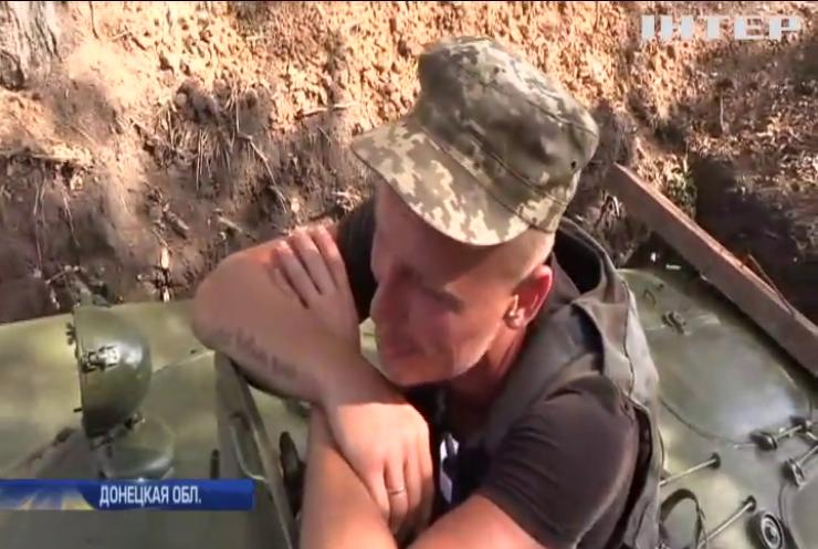 Война на Донбассе: под Авдеевкой активно работают вражеские снайперы