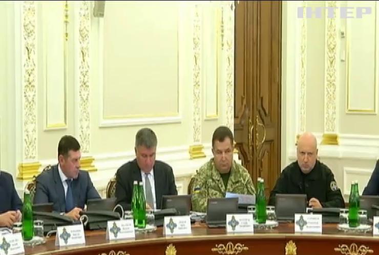 Порошенко заявил о способности Украины противостоять российской агрессии