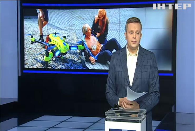 У Швеції від серцевих нападів рятуватимуть дрони