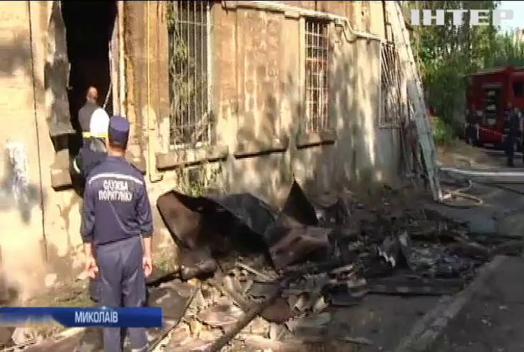 У Миколаєві вибухнув житловий будинок