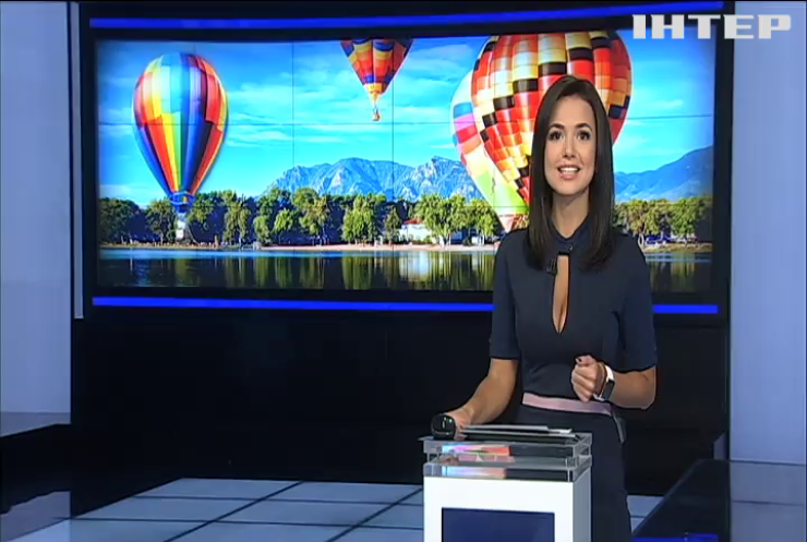 У Швейцарії влаштували змагання на повітряних кулях