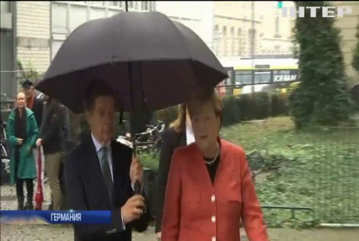 Выборы в Германии: Меркель в четвертый раз избрали канцлером