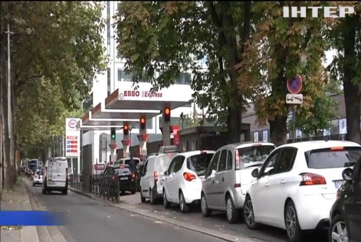 У Франції протестують далекобійники