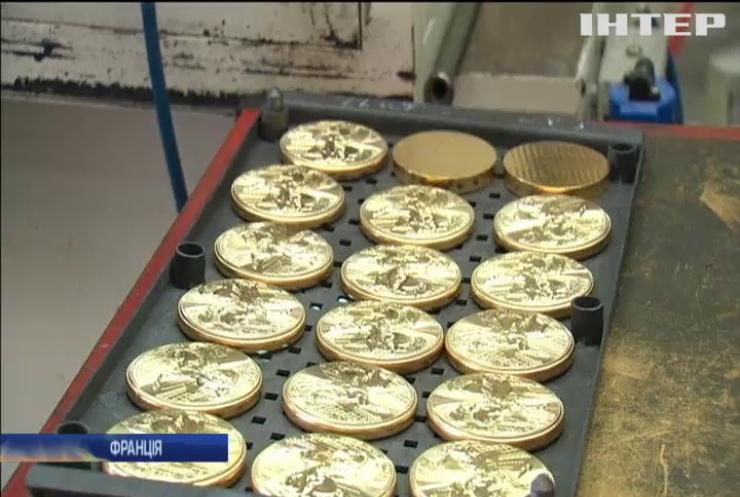 В Парижі монетний двір покаже колекцію скарбів