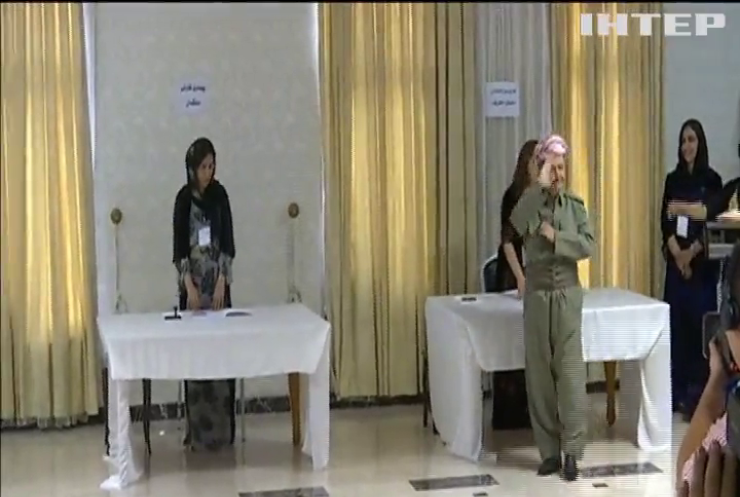 Лідер курдської автономії оголосив результат референдуму