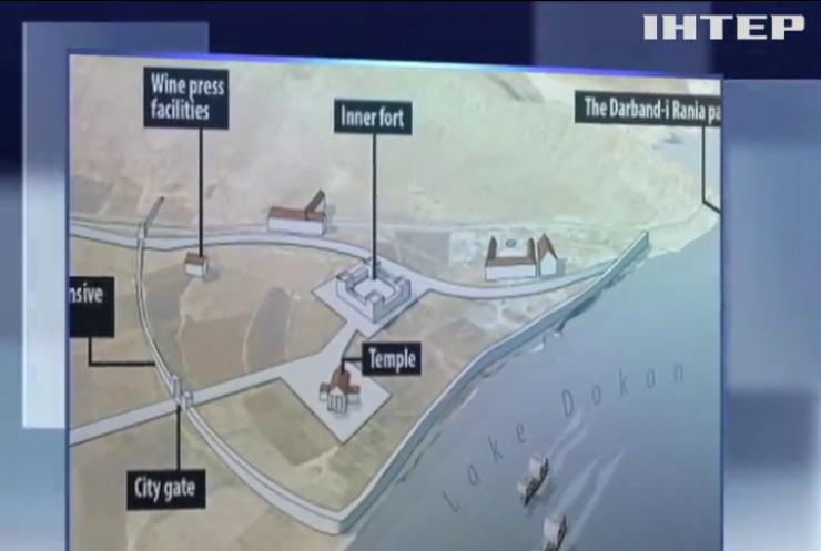 В Іраку знайшли сліди стародавнього міста
