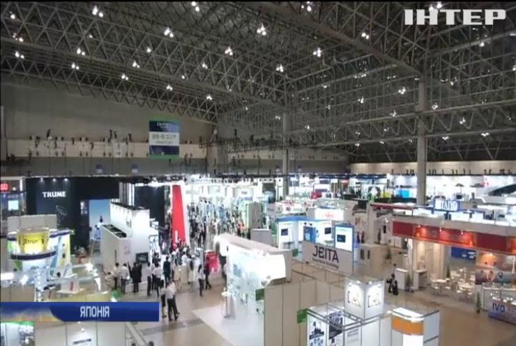 В Японії пройшла виставка технологічних досягнень