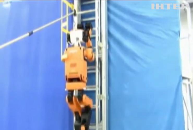 """Японська компанія """"Хонда"""" продемонструвала робота-рятувальника"""