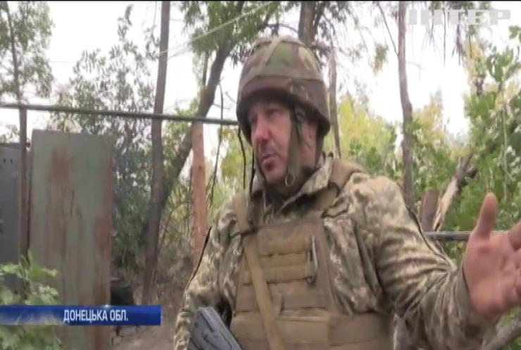 Війна на Донбасі: на донецькому напрямку бойовики били з гранатометів та БМП