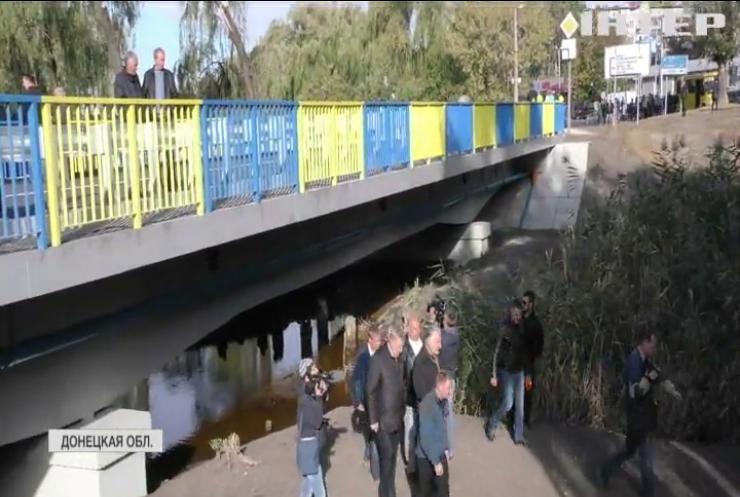 Война на Донбассе: восстанавливать инфраструктуру поможет ООН