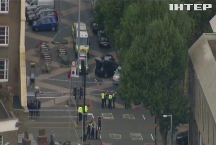 Наезд на людей в Лондоне: водителя отпустили из-под стражи