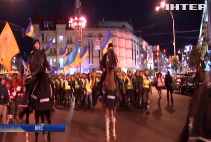 Футбольні вболівальники обурені заходами безпеки на стадіоні в Києві