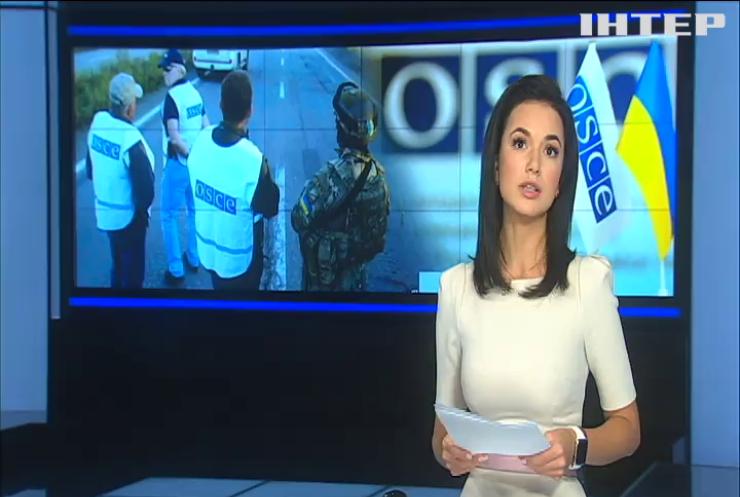 Бойовики перешкоджають роботі місії ОБСЄ на Донбасі
