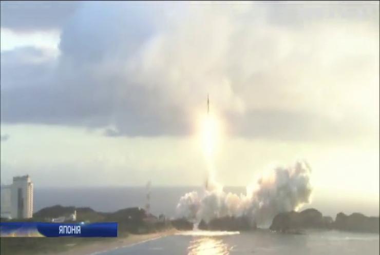 Японія запустила супутник для покращення навігації в телефонах