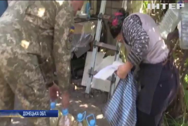 Війна на Донбасі: мешканці Авдіївки страждають від куль бойовиків