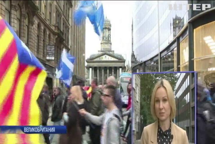 В Шотландии планируют новый референдум о независимости