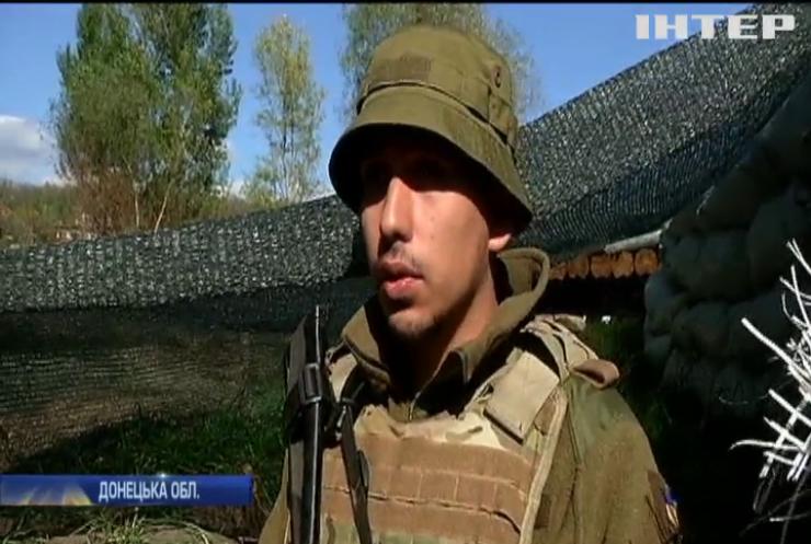 Бойовики впритул підходять до позицій військових біля Авдіївки