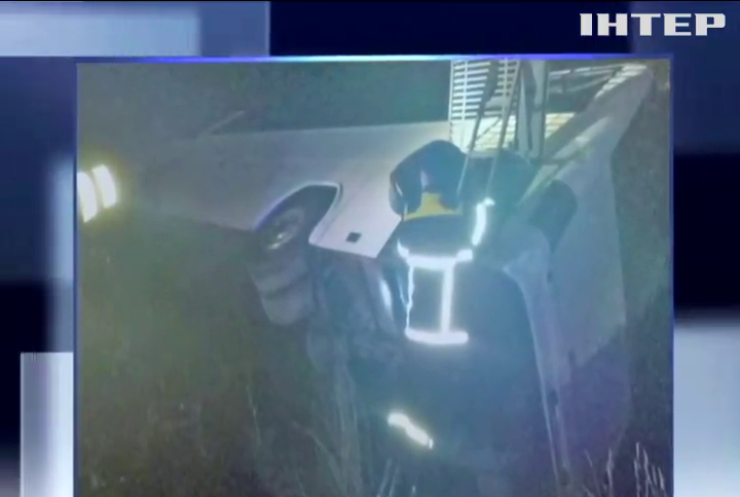 Збірна України з самбо потрапила в аварію