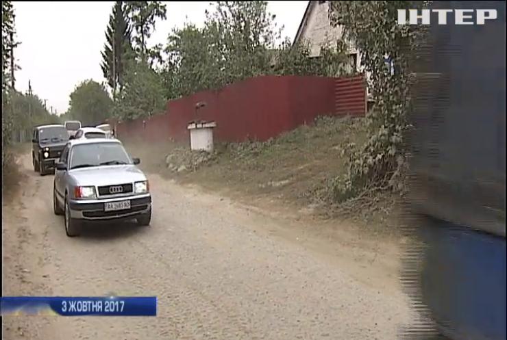 Гройсман завітав з інспекцією до села на Київщині