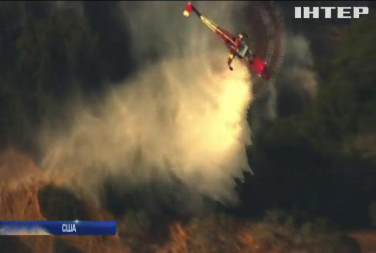 В Каліфорнії у лісових пожежах загинула 31 людина