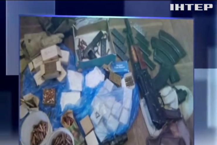 У Вінниці викрили підпільну зброярню