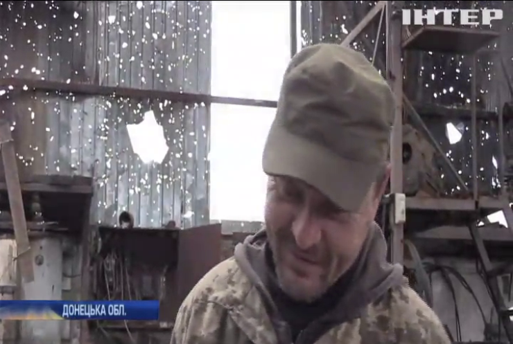 З прибуттям спостерігачів ОБСЄ бойовики затихають