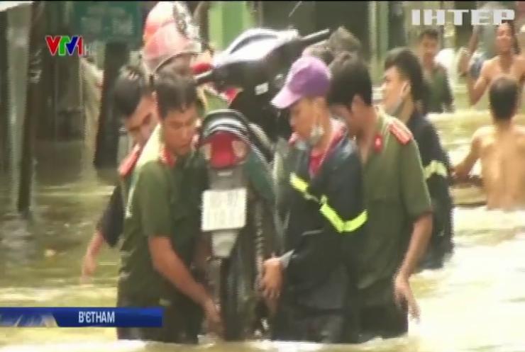 У В'єтнамі через повені загинули 54 людини