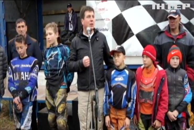 На Житомирщині відбулися змагання з мотокросу
