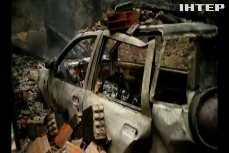 Через пожежі у Португалії оголосили надзвичайний стан