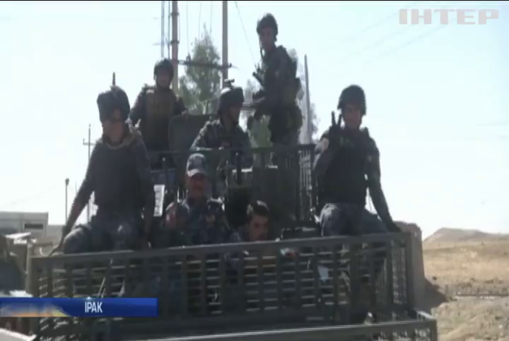 Військові Іраку вибили курдів з нафтових родовищ у провінції Кіркук