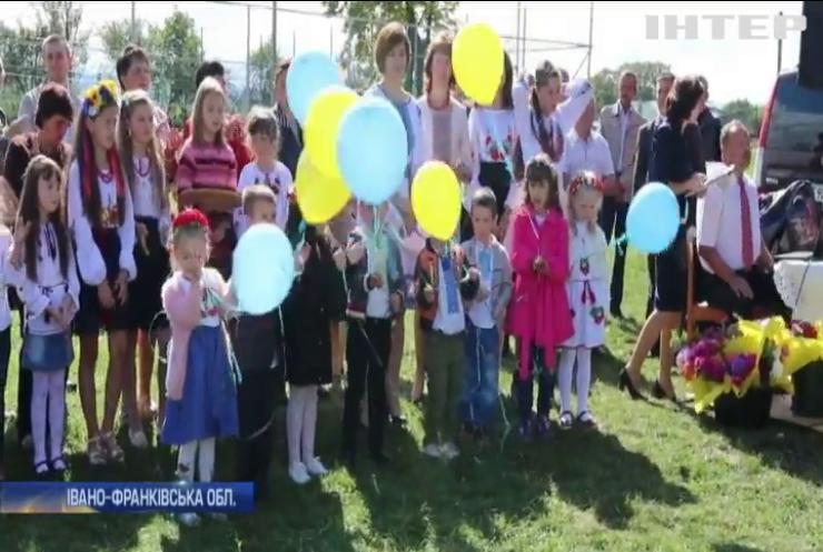 В Івано-Франківській області діти вимушені ходити в недобудований садок