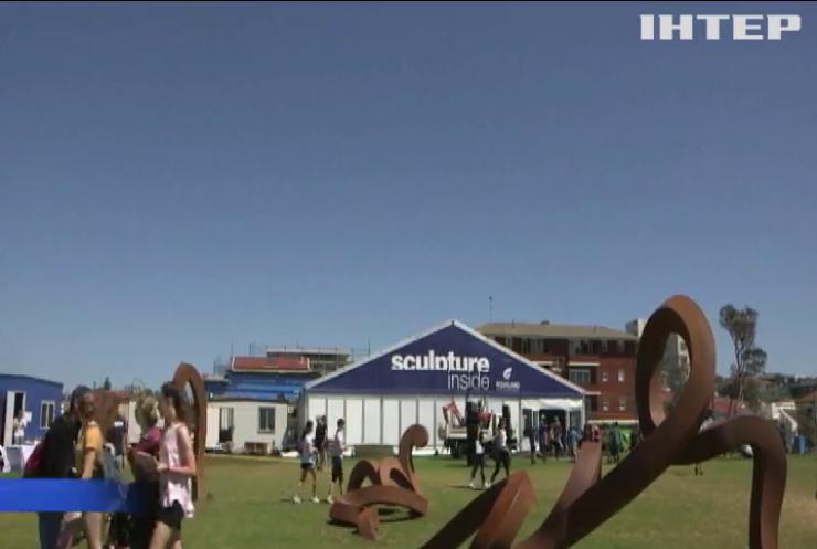У Сіднеї відкрили найбільшу в світі виставку скульптур (відео)