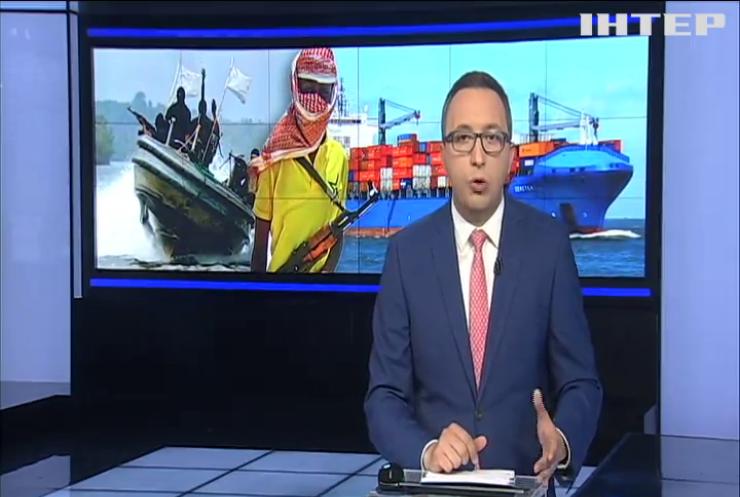 У Гвінеї пірати викрали українського моряка - МЗС