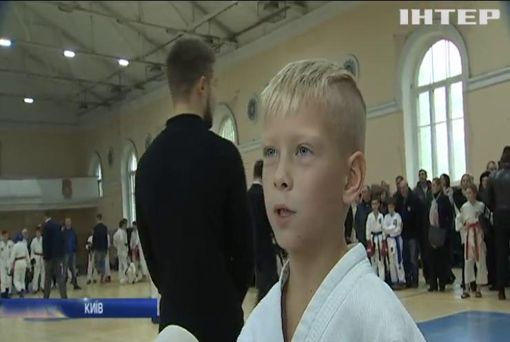 Всеукраїнський турнір із рукопашного бою присвятили загиблим бійцям АТО