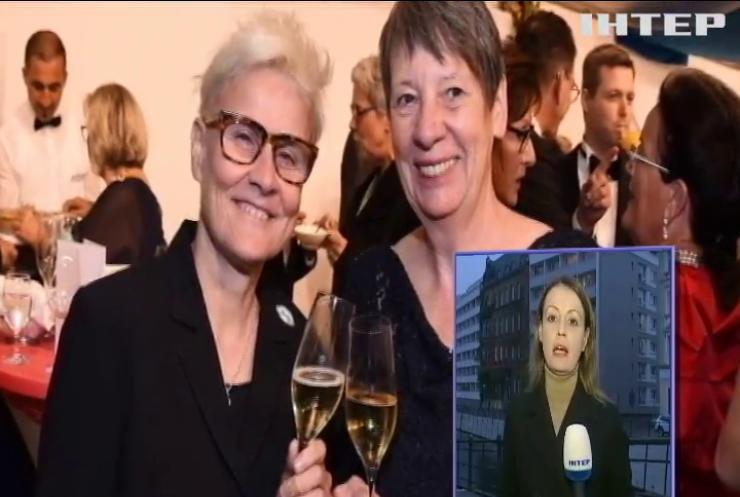 Совет да любовь: в немецком правительстве заключен первый однополый брак