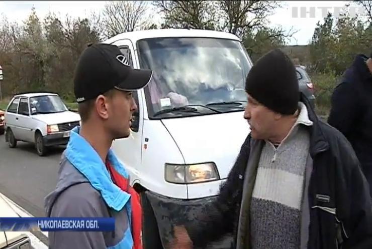 В Николаевской области люди остались без коммунальных услуг