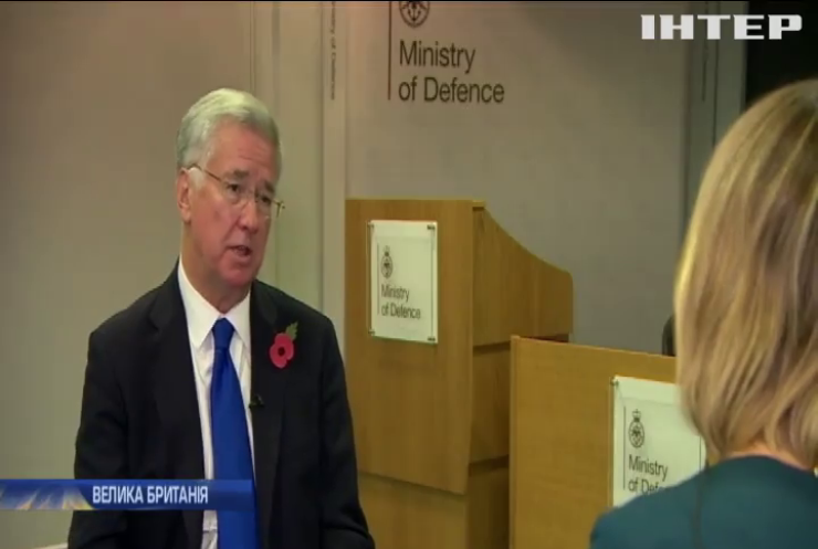 Хвиля секс-скандалу вдарила по обороні Великобританії
