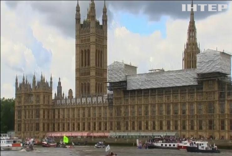 Лондон визначив дату Брекзиту з точністю до хвилини