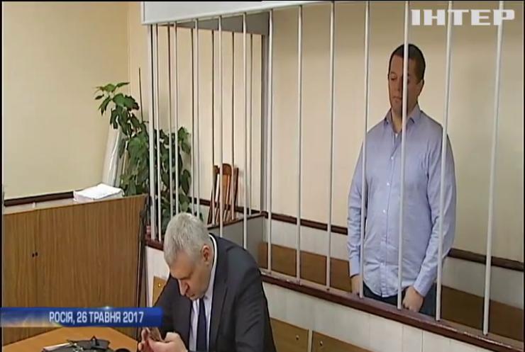 Справа Сущенка: російський суд залишив журналіста за гратами