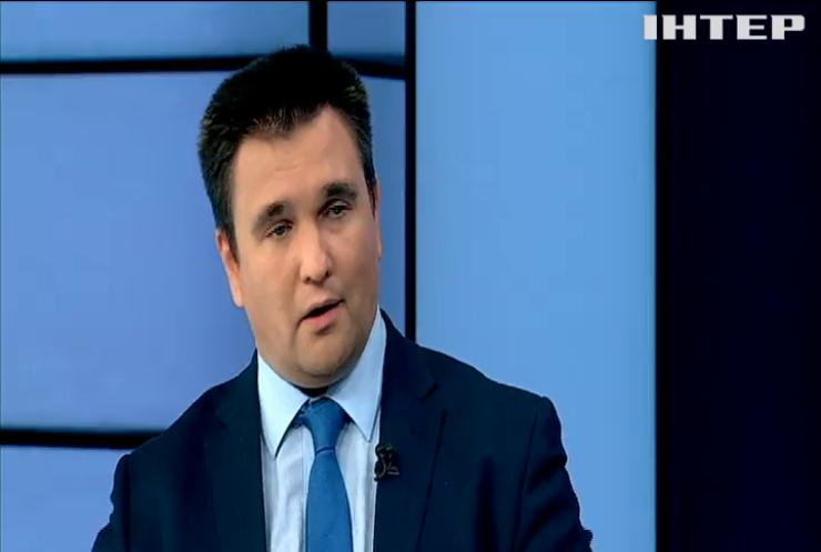 Миротворці на Донбасі: Клімкін назвав принципові позиції
