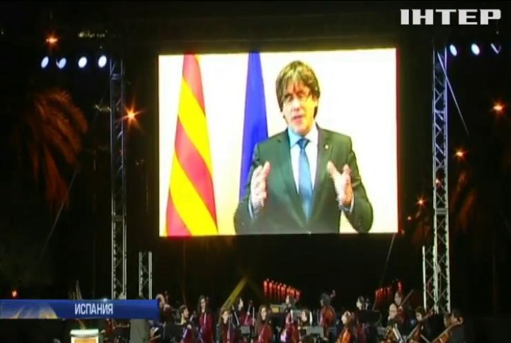 Референдум в Каталонии: премьер Испании посетил Барселону