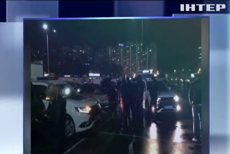 У Києві затримали авто із пластидом та детонаторами