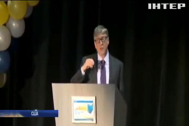 """Білл Гейтс побудує """"розумне місто"""" (відео)"""
