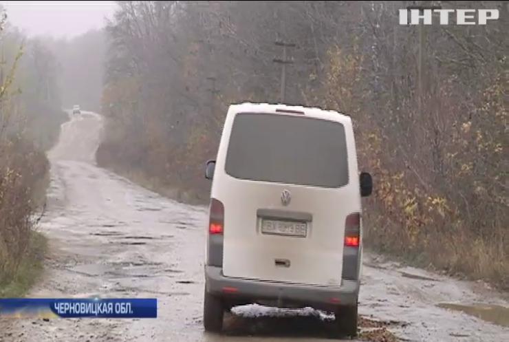 Без права на проезд: почему перевозчики избегают рейсов в Черновицкую область