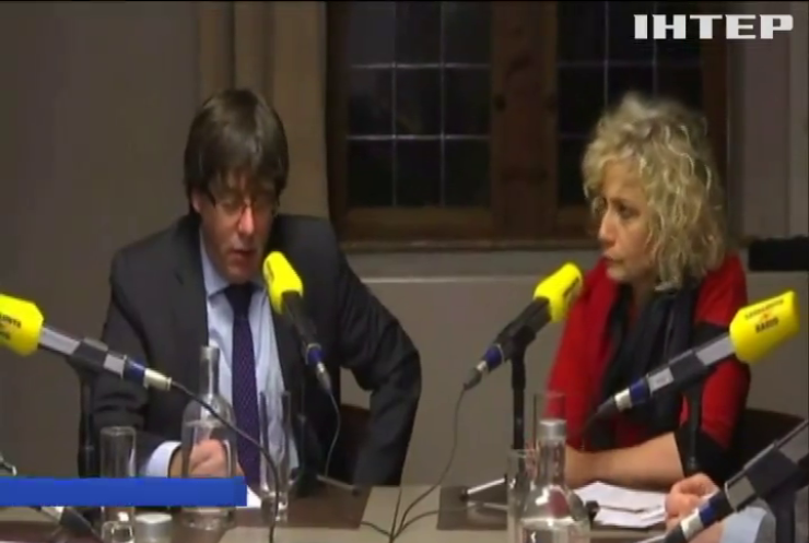 Екс-очільник Каталонії Пучдемон приголомшив заявою про єдність Іспанії