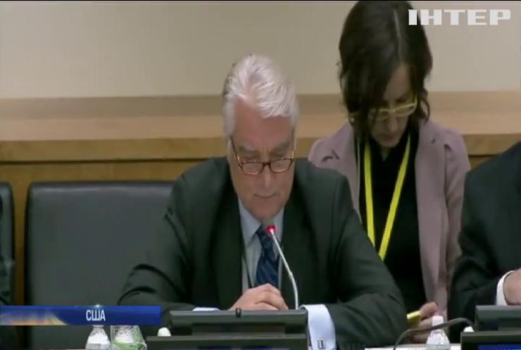 Комітет ООН підтримав резолюцію про права людини в Криму
